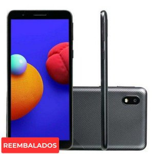 Smartphone Samsung Galaxy A1 Core 32Gb Câmera 8MP Preto