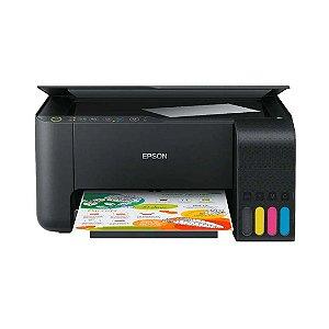 Impressora Multifuncional Epson Ecotank L3150 Tanque de Tinta Colorida
