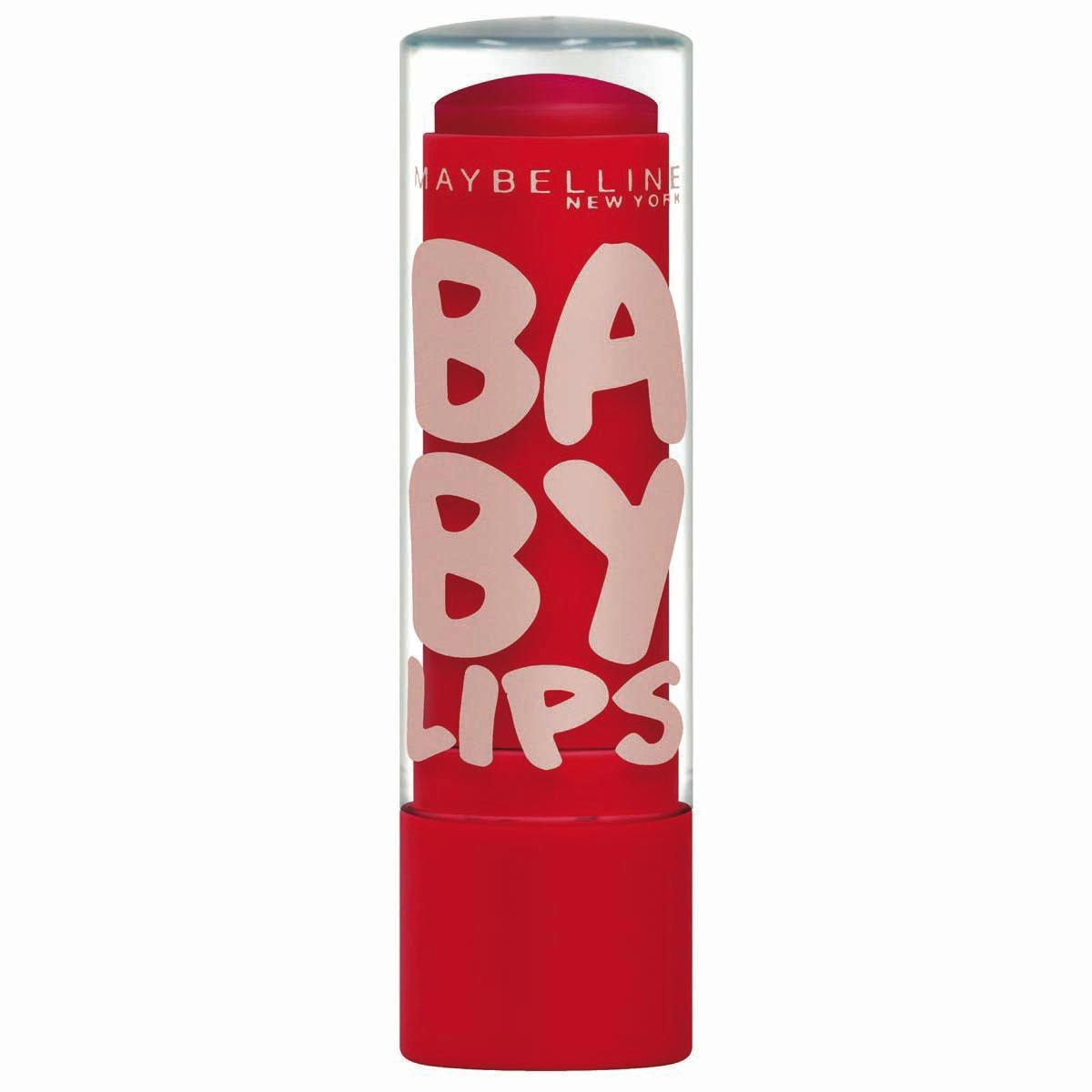 Batom Baby Lips