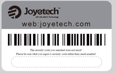 http://www.joyetech.com/batchcode.php