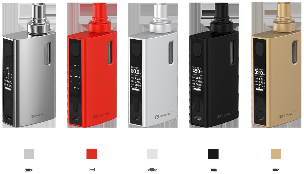 Kit Cigarro Eletrônico eGo AIO Pro 2300 mAh - Joyetech