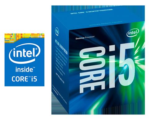 Processador Intel Core I5-7400 Kaby Lake 3.00GHZ 6MB
