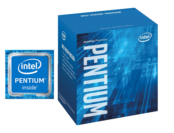 Intel Pentium G4560 Kaby Lake 3.50GHZ 3MB