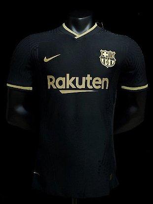 Camisa Barcelona 20 21 Away Universo Das Camisas