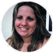 Andreia Nunes, orientadora em atividades ludicas para idosos