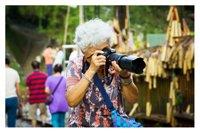 idosos em atividade para atencao
