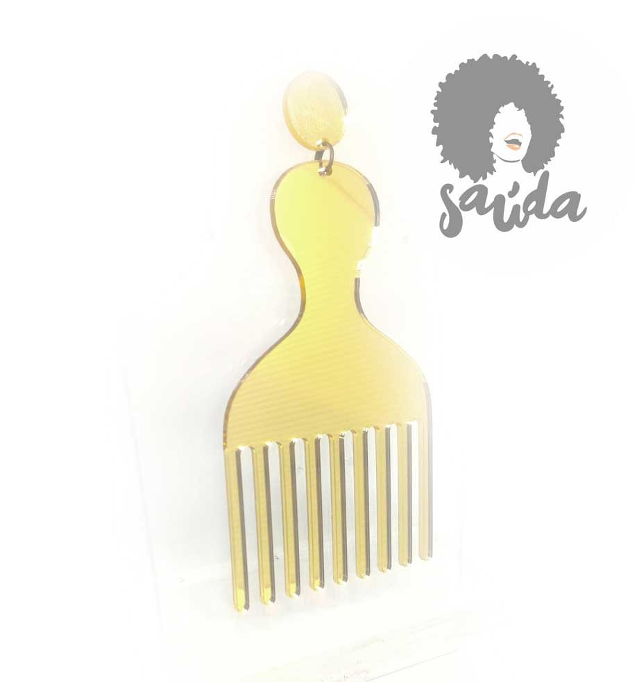 brinco-pente-garfo-afro-acrilico-dourado
