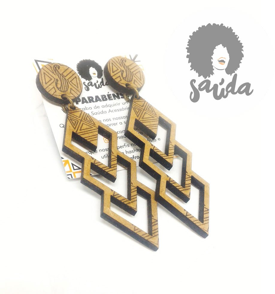 brinco-venus-africana-mdf-afro