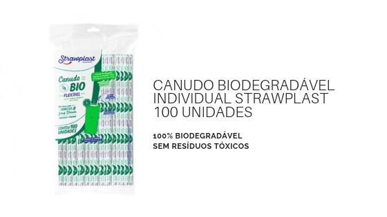 CanudoBiodegradavelFlexivel