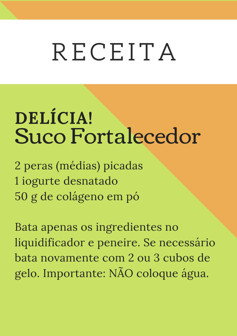 ReceitaColageno