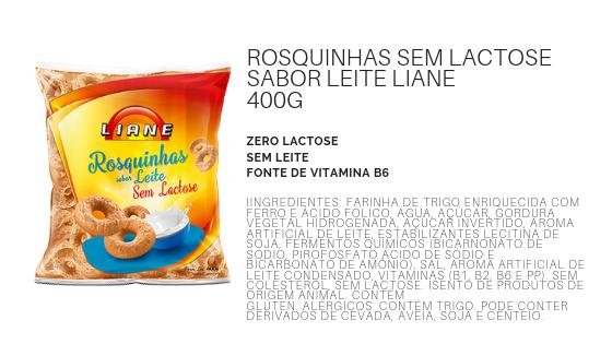 RosquinhaSaborLeiteSemLactoseLiane