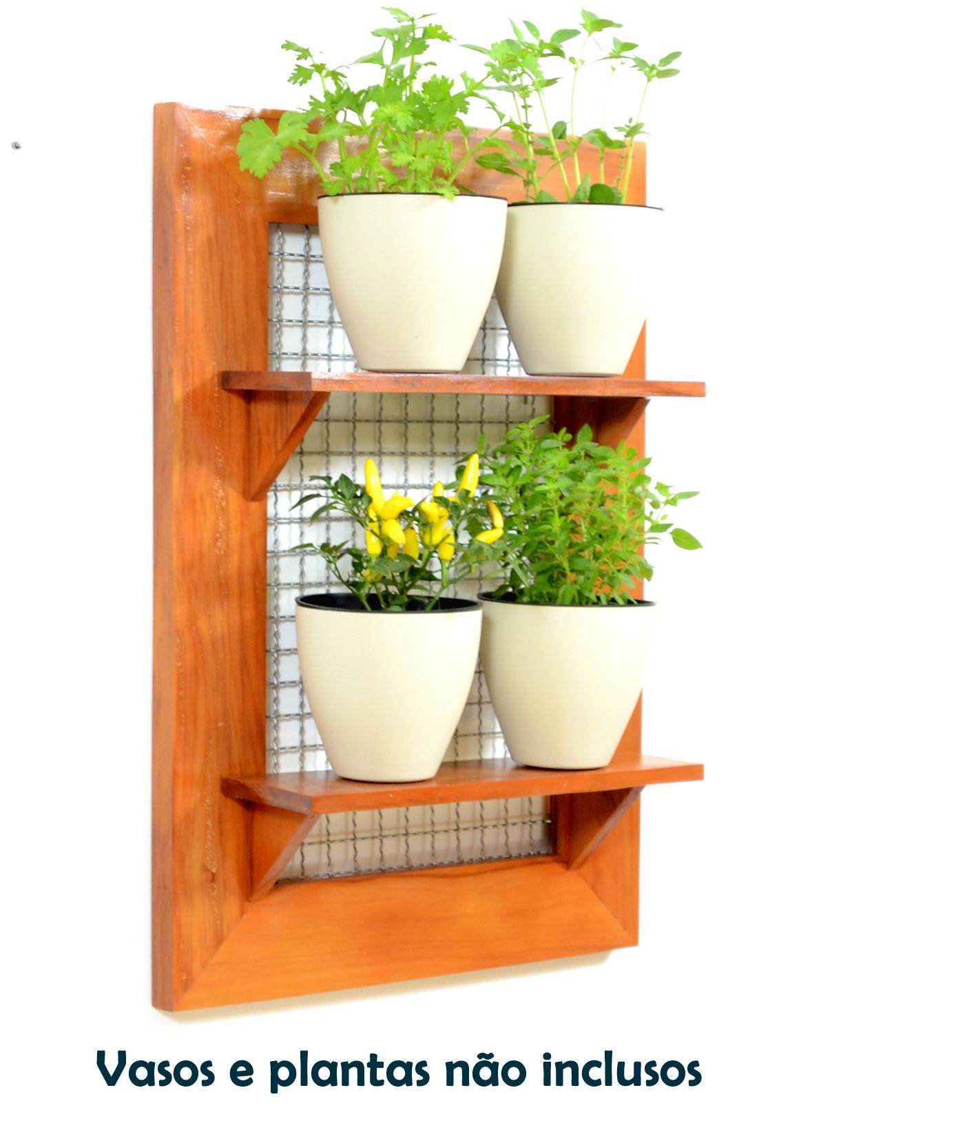Pallet para sua horta vertical