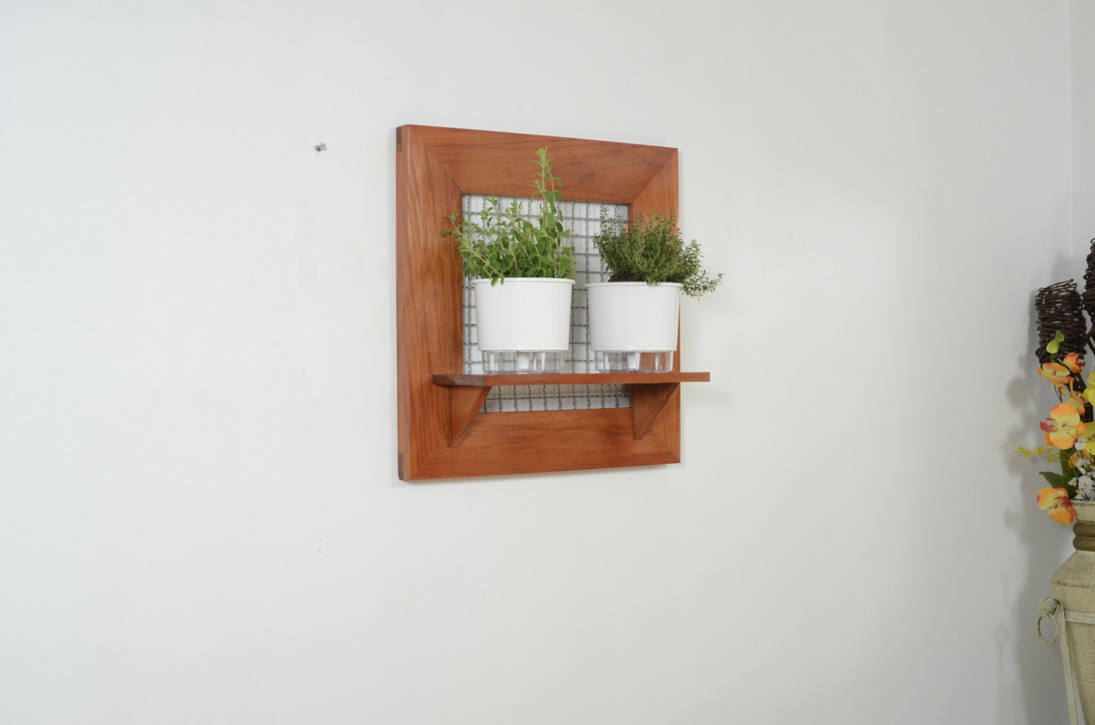 Horta Vertical pequena