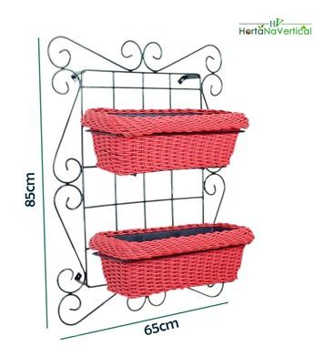horta-na-vertical-de-ferro-2-vasos-produto-premium