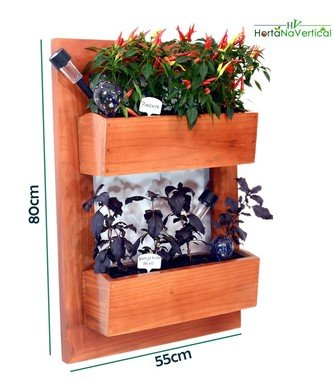 horta-na-vertical-de-madeira-2-vasos-sem-tela