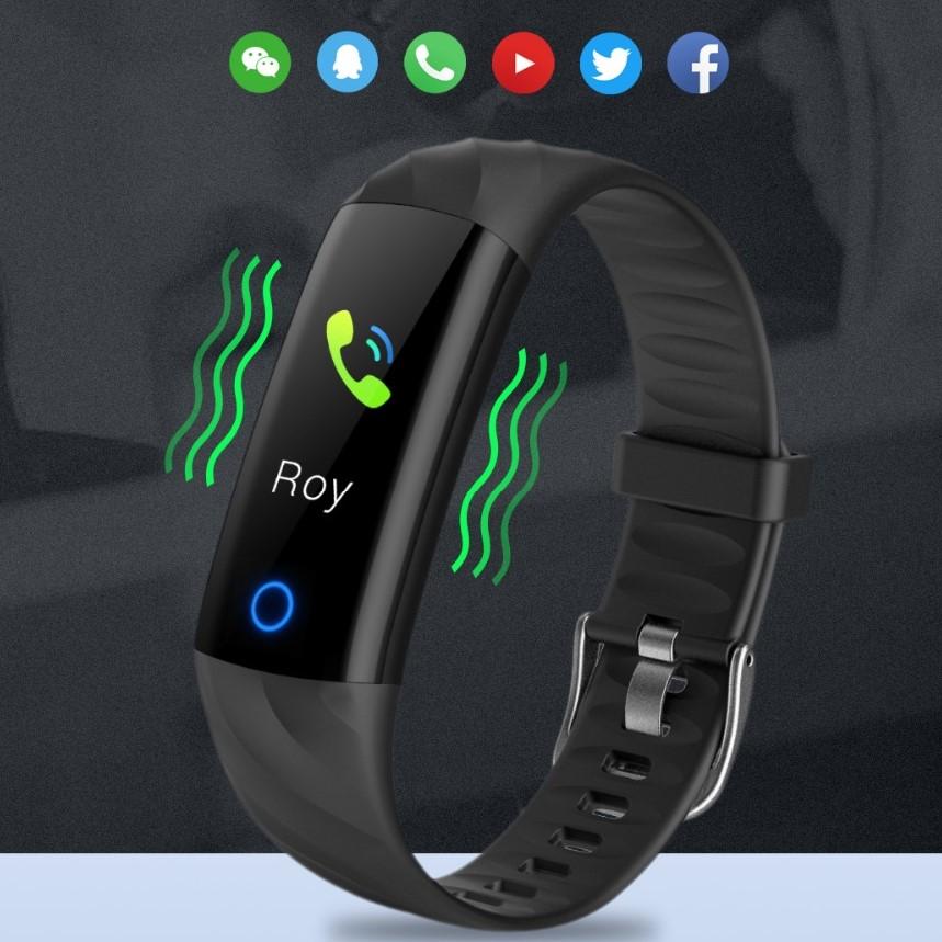 8291fd99db2a9 Relógio Smartwatch Pulseira Inteligente F4 Série 3 - Dali Relógios
