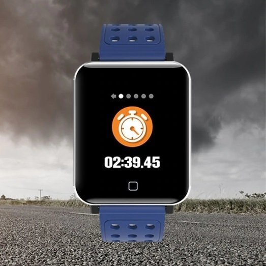 284ab9e6f4a Relógio Smartwatch Eletrônico M19 Wear - Dali Relógios