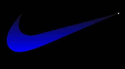 Resultado de imagem para logo nike azul
