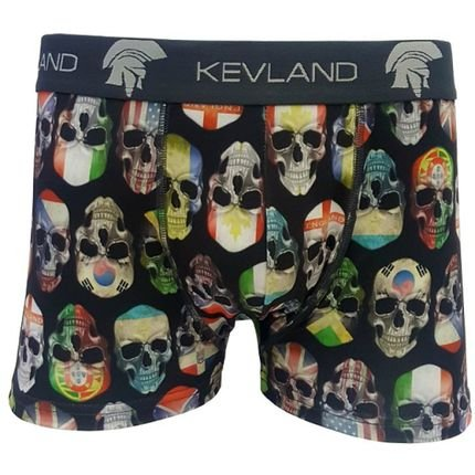 Cueca Kevland Boxer Skull Flags Preto - Imperium Store - Shopping ... 48ff5671c7f