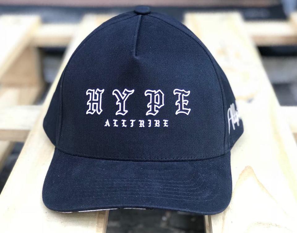 Boné Snapback Hype Black - Alltribe - Imperium Store - Shopping ... 1db9b3c8ba7