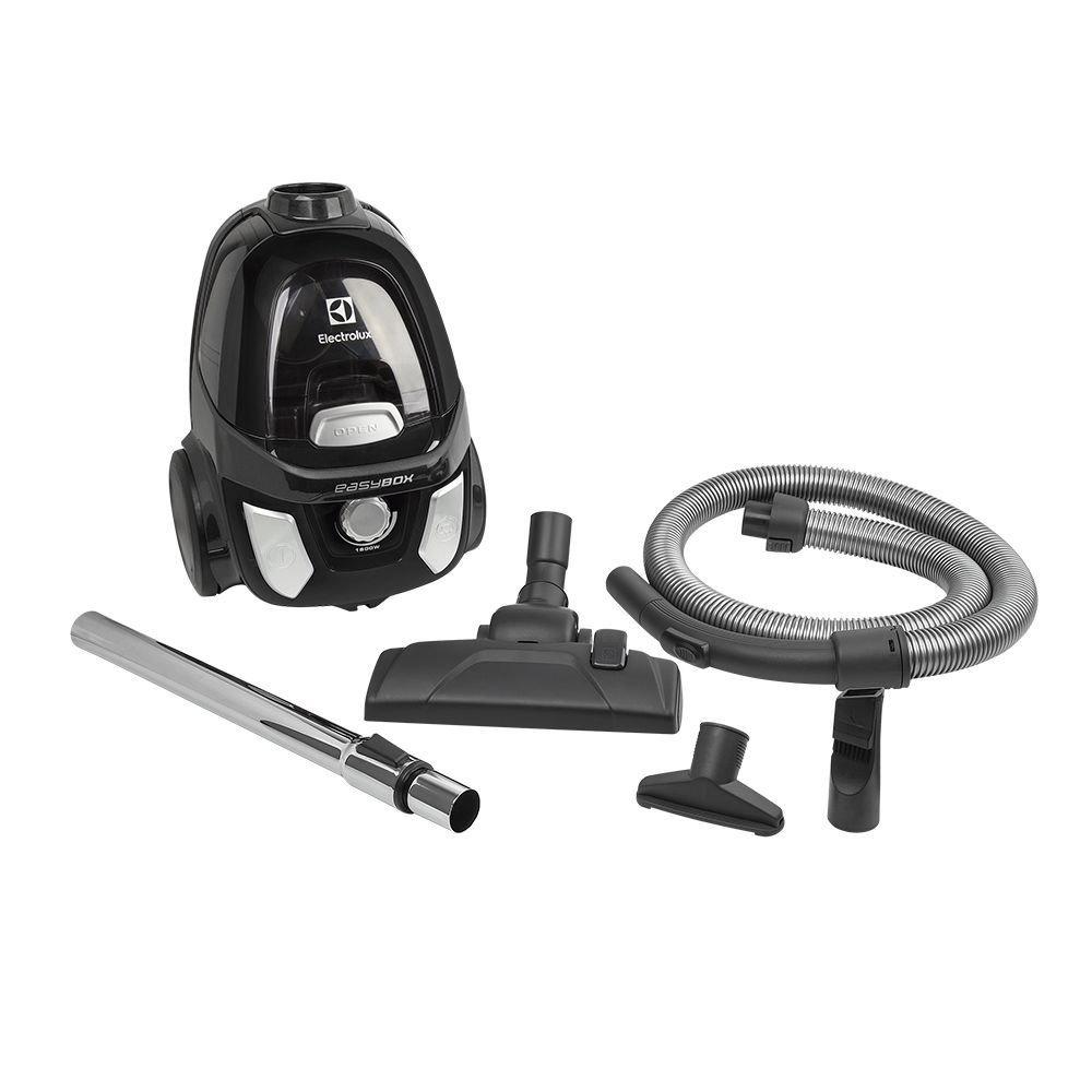 aspirador de po electrolux sem saco easybox easy1