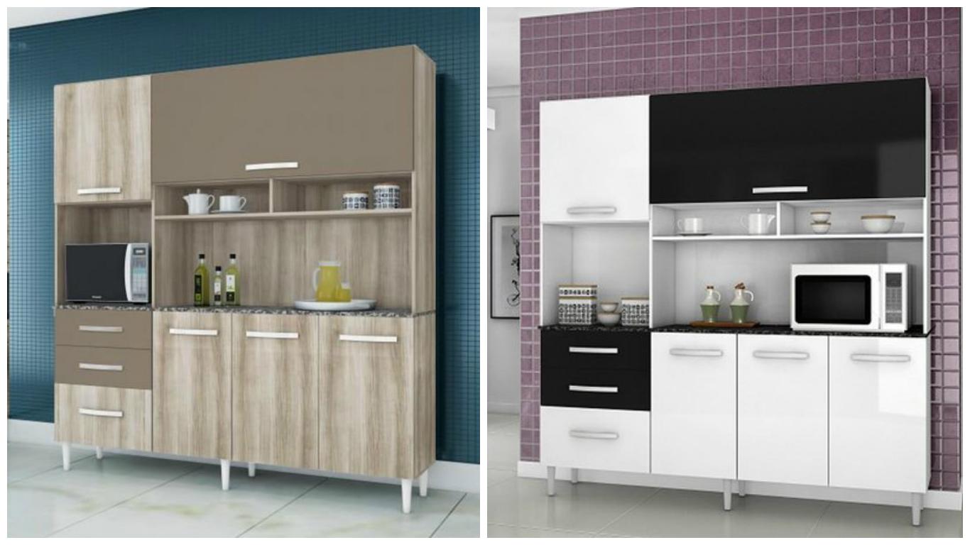 cozinha compacta aramoveis