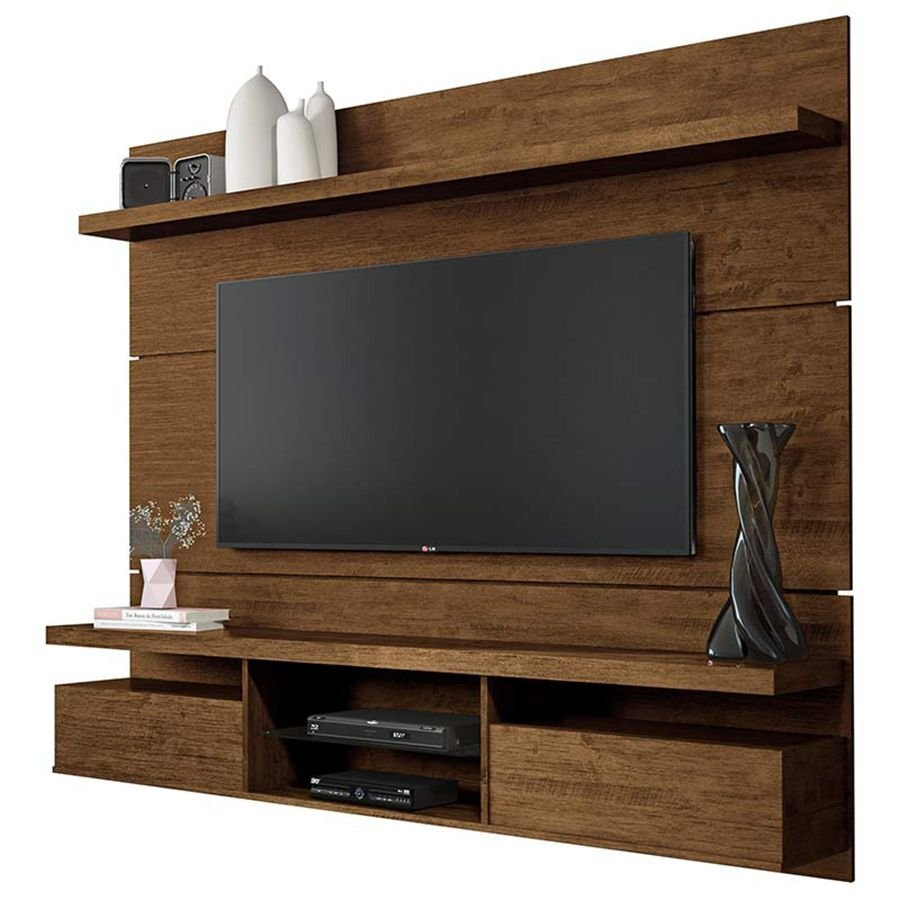 painel home theater suspenso livin 1.8 hb moveis