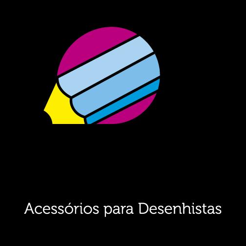 Logotipo EstojodeEnrolar - Acessórios para desenhistas