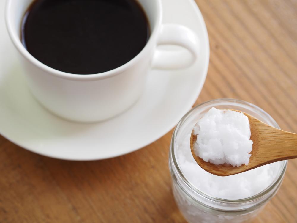 Óleo de Coco com Café