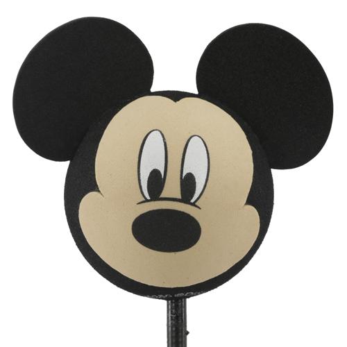 enfeite para antena de carros rosto mickey disney