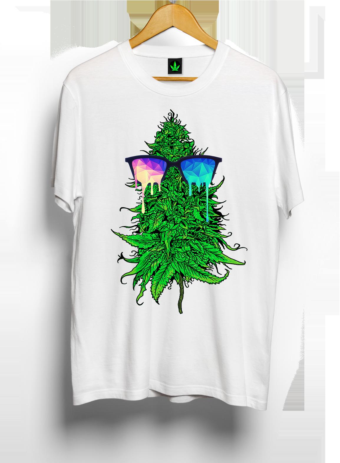 Camiseta Cabeça de Maconha