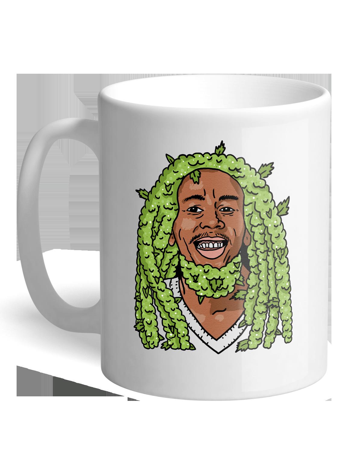 Caneca Bud Marley