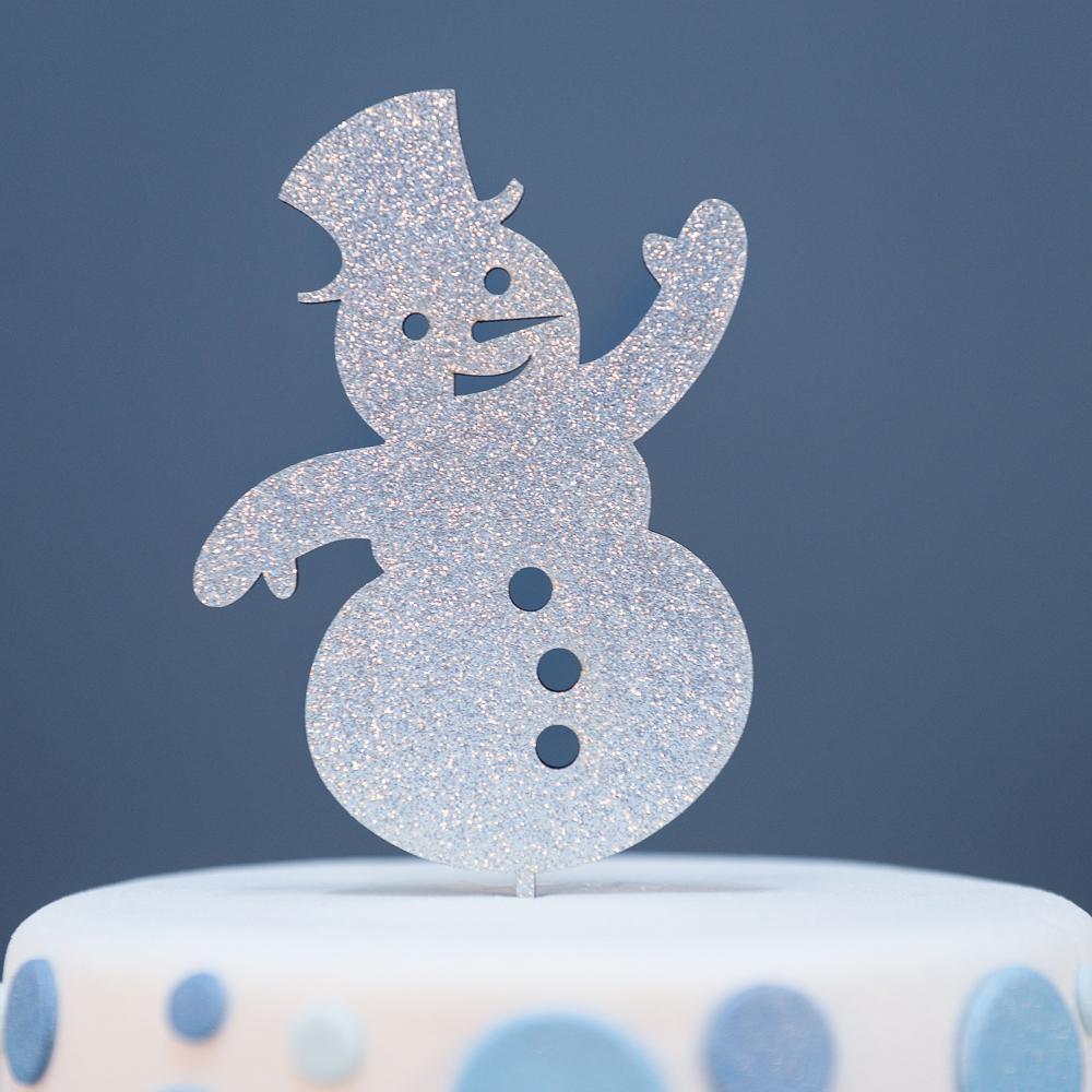 topo-de-bolo-boneco-de-neve-natal
