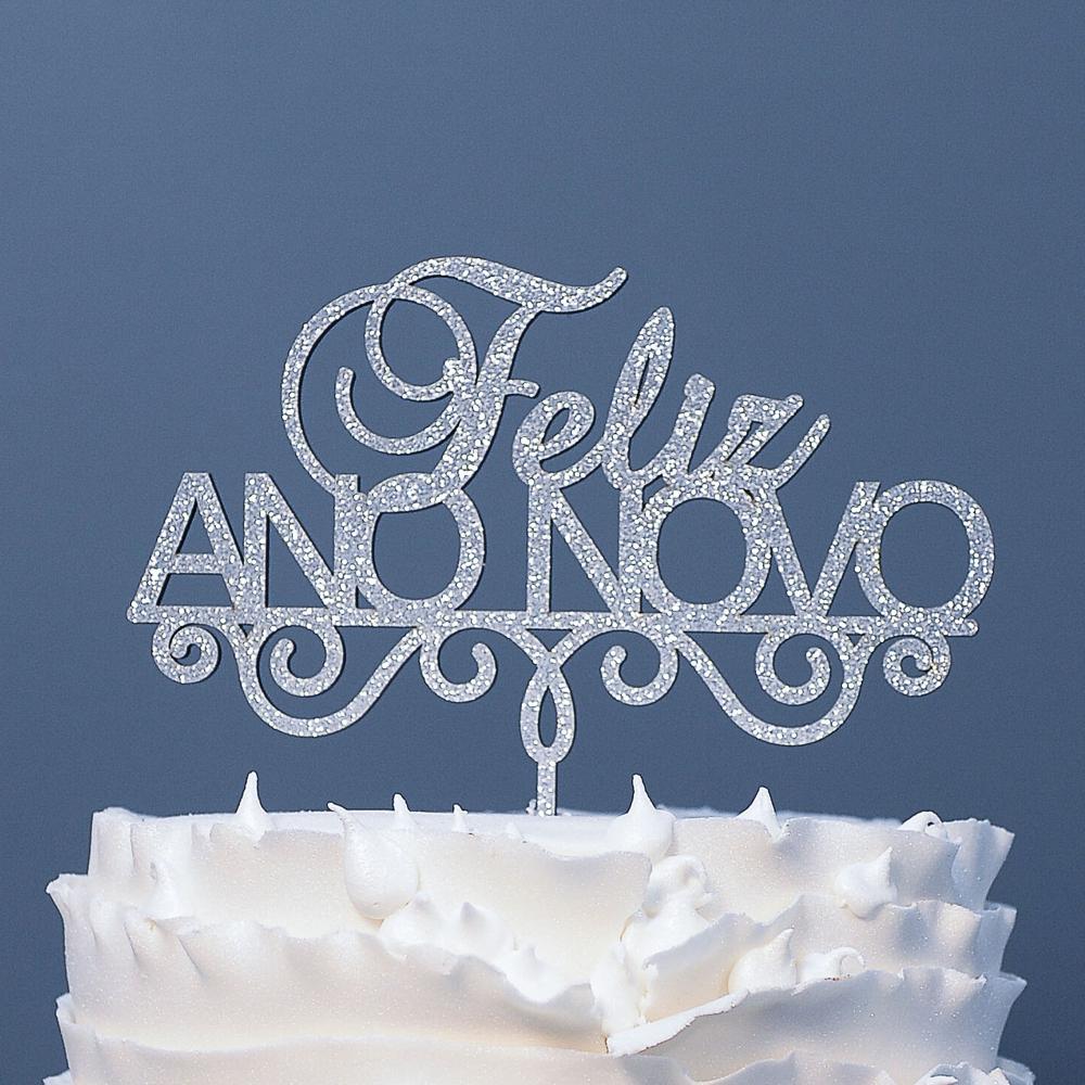 topo-de-bolo-ano-novo-feliz-ano-novo-prata-dourado
