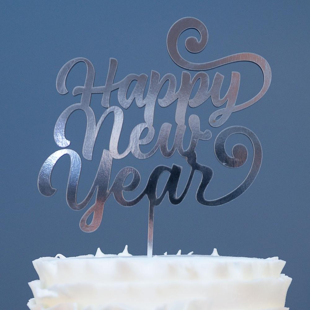 topo-de-bolo-ano-novo-happy-new-year-prata-dourado