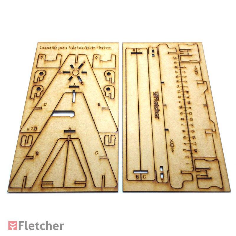 2_Fletcher_Gabarito-Para-Fabricacao-De-Flechas_Fletching-Jig