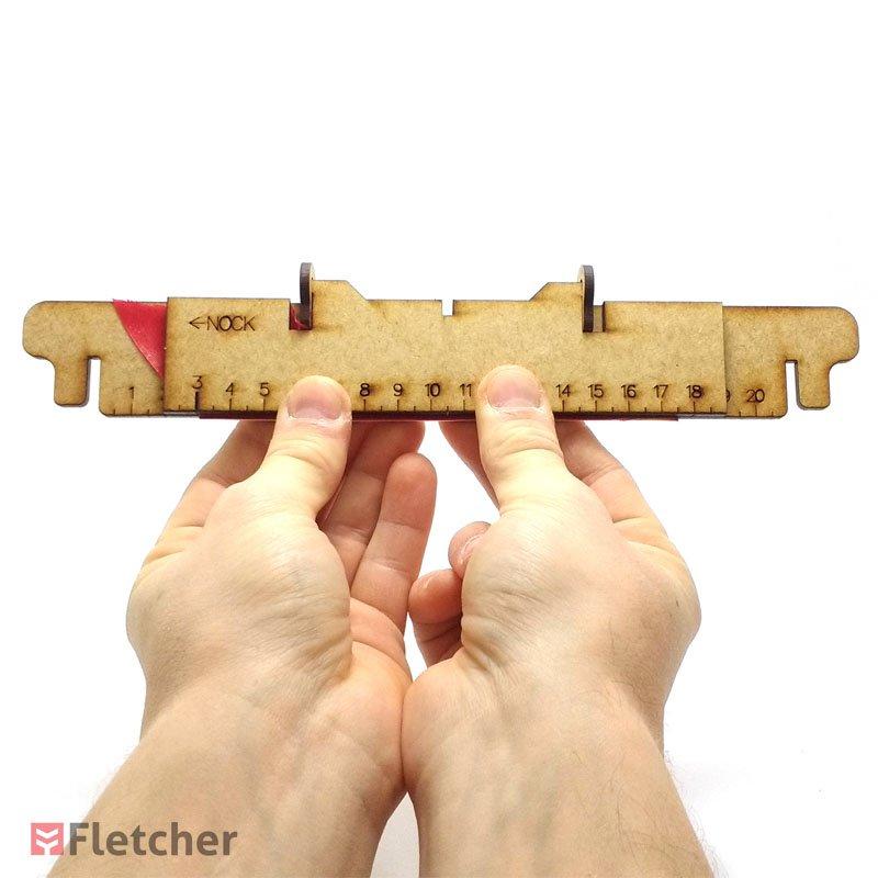 5_Fletcher_Gabarito-Para-Fabricacao-De-Flechas_Fletching-Jig