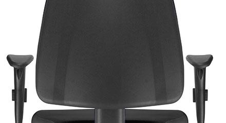 Detalhe da Base Giratória da Cadeira Frisokar Sky Executiva
