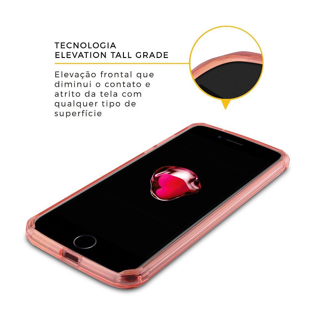 b216414694f ... Capa Ultra Slim Air Rosa para Iphone 7 Plus / 8 Plus - Gorila Shield ...