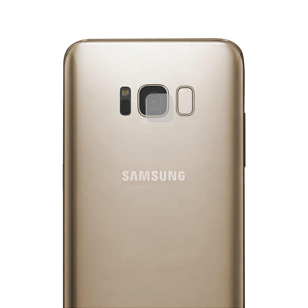 a7d82a541 ... Película de Vidro para Lente Câmera Samsung Galaxy S8 Plus - Gorila  Shield - Imagem 2 ...