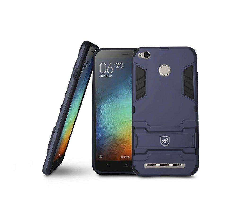 Capa Armor Para Xiaomi Redmi 3 Pro Gorila Shield Capas Imagem