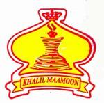 KHALIL MAAMOON