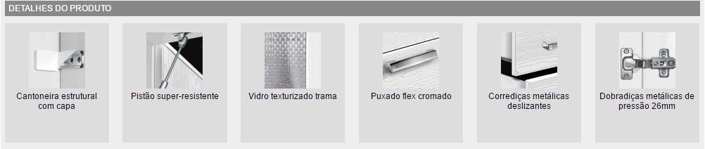 Detalhes Cozinha Flex