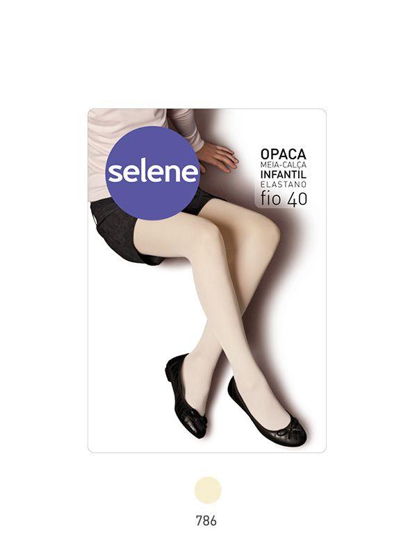 f34e4b576 MEIA CALCA INFANTIL OPACA - Selene