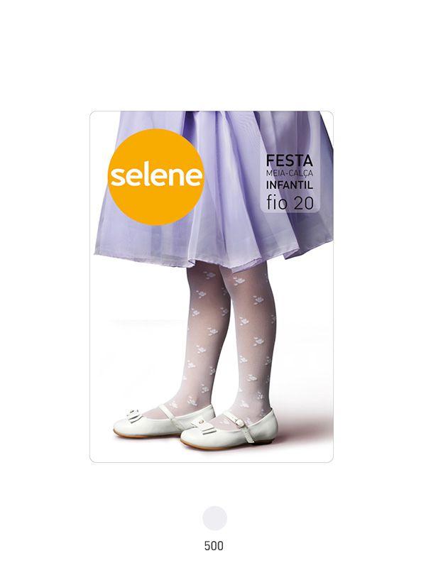 1e5b989ab MEIA CALCA INFANTIL - Selene