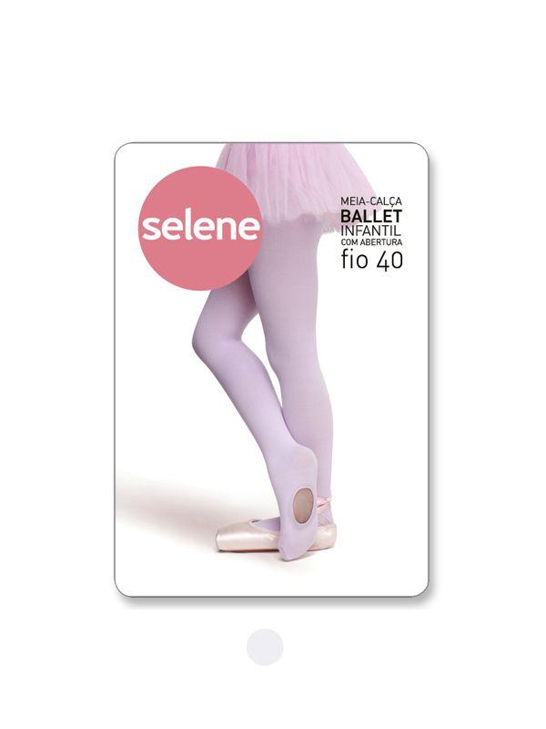 4f4bb9c75d MEIA CALCA INFANTIL BALLET - Selene