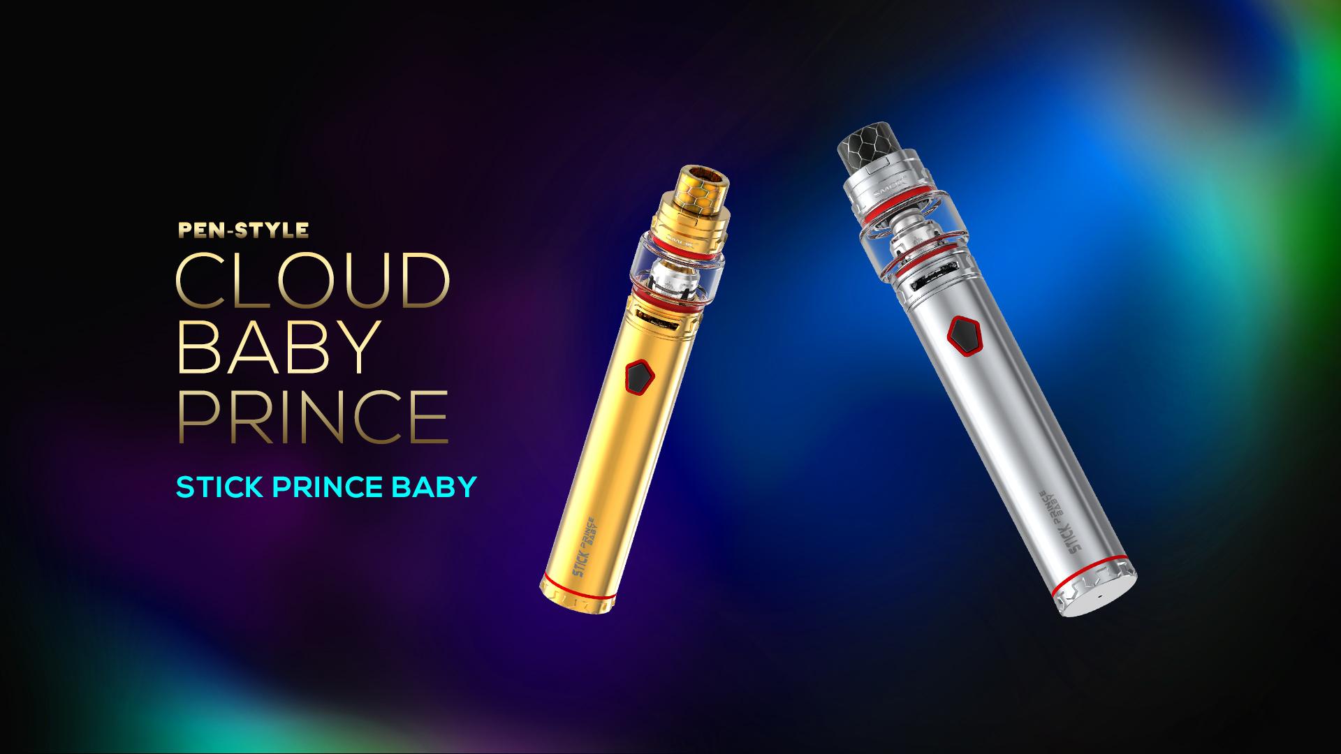 Stick Prince Baby - Smok