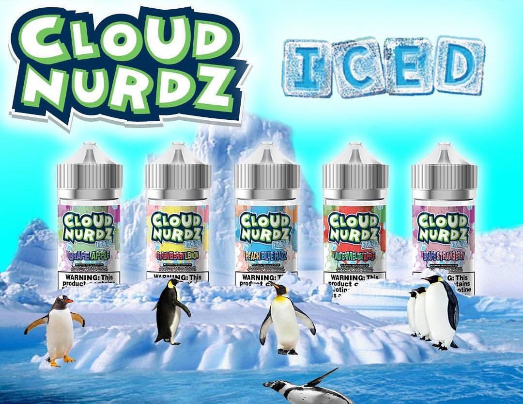 Cloud Nurdz Ice