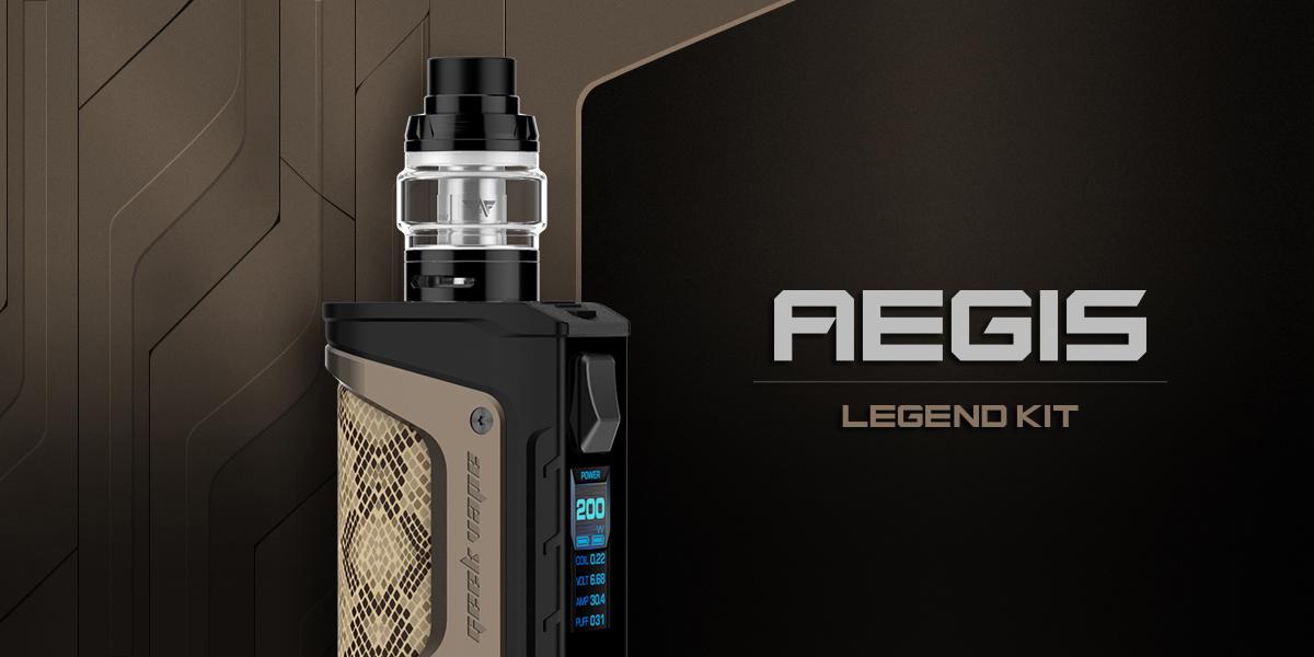 Aegis Legend 200W - Geek Vape