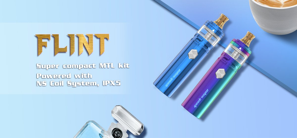 Flint Kit - Geek Vape